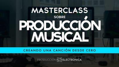 Masterclass sobre Producción Musical