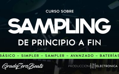 Curso sobre Sampling